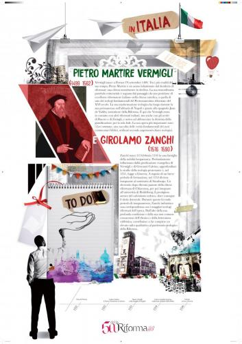 La Riforma in Italia - Pietro Martire Vermigli, Girolamo Zanchi